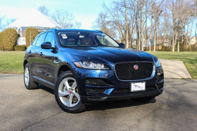 New 2017 Jaguar F-PACE 20d Premium AWD All Wheel Drive SUV