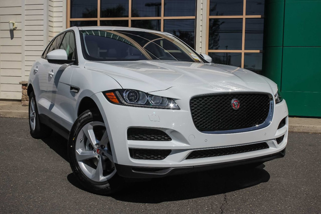 New 2017 F PACE 20d Premium AWD