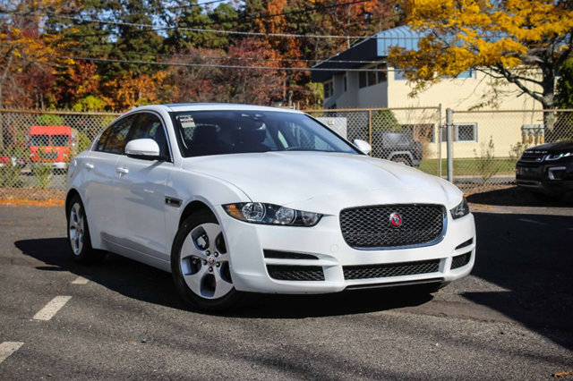 New 2017 Jaguar XE 20d AWD Sedan